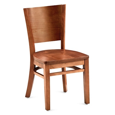 Rustico Solid Wood Café Chair