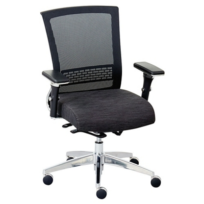 Array Fabric Seat Mesh Back Ergonomic Chair - 56620 and more Lifetime Guarantee  sc 1 st  National Business Furniture & Array Fabric Seat Mesh Back Ergonomic Chair - 56620 and more ...