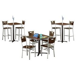 Frappe High Low Table Set