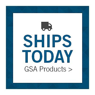GSA Ships Today