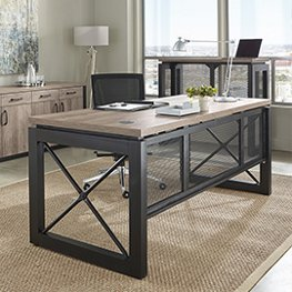 Business Furniture: Desks, Chairs & More w/Lifetime ...