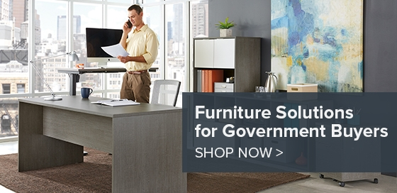 Furniture Solutions for Government Buyers