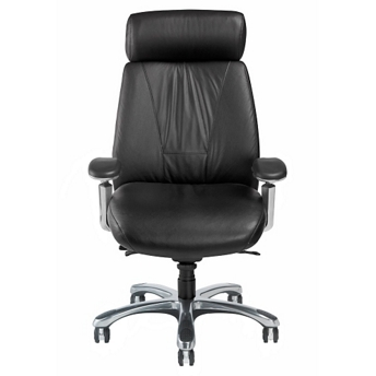 leather executive chair with chrome frame 57128 and more lifetime