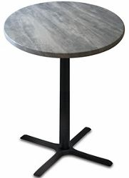 "36"" Round Indoor/Outdoor Table - 36""H"