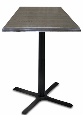 """30"""" Square Indoor/Outdoor Table - 36""""H"""