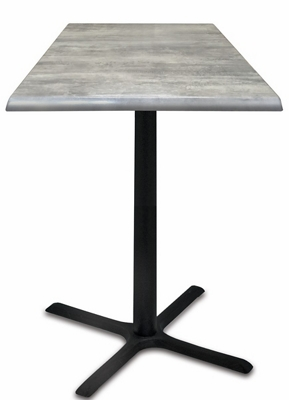 "30"" Square Indoor/Outdoor Table - 30""H"