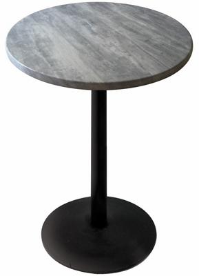 "30"" Round Indoor/Outdoor Table - 42""H"