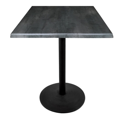 "36"" Square Indoor/Outdoor Table - 30""H"