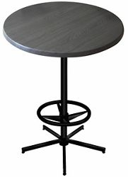 "30"" Round Indoor/Outdoor Table - 42""H"