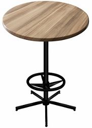 "36"" Round Indoor/Outdoor Table - 42""H"