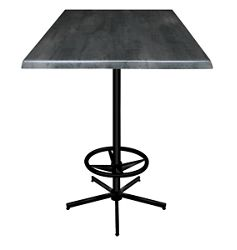 """30"""" Square Indoor/Outdoor Table - 42""""H"""