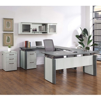 Allure U-Desk Office Suite