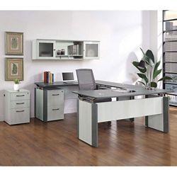 Allure U-Desk Office Suite