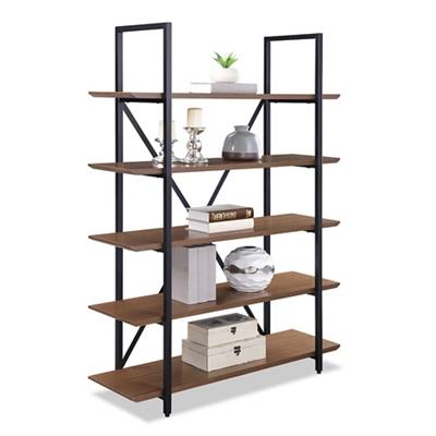 """Summit 68""""H Five Shelf Bookcase"""