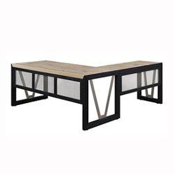 "District L-Desk with Left Return - 72""W"
