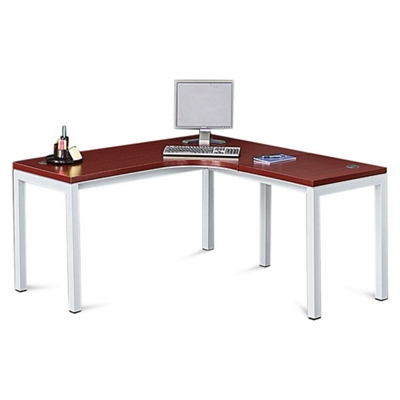 "Reveal Laminate Top Corner Desk 60""W x 60""D"