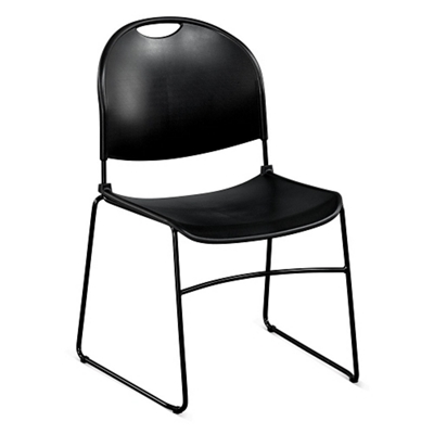 Snap Stack Chair with Tamper-Proof Design