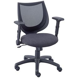 Fling Petite Flip Arm Task Chair