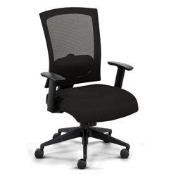 Mesh Back Mesh Fabric Seat Petite Computer Chair