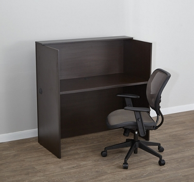 """Compact Laminate Workstation - 47.5""""W"""