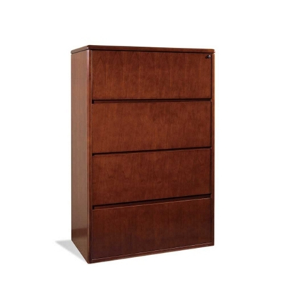 Four-Drawer Lateral File Cabinet