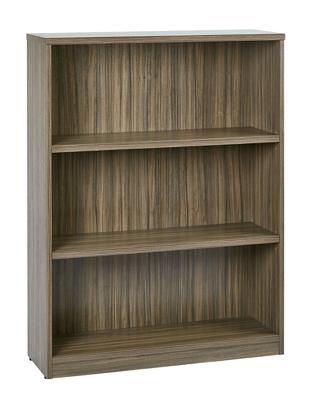 "Three Shelf Laminate Bookcase - 48""H"