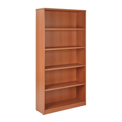 """Five Shelf Laminate Bookcase - 72""""H"""