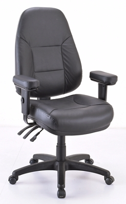 High Back Polyurethane Ergonomic Chair