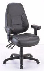 High Back Polyurethane Ergonomic Chair