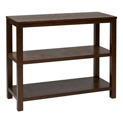 Merge Wood Veneer Sofa Table