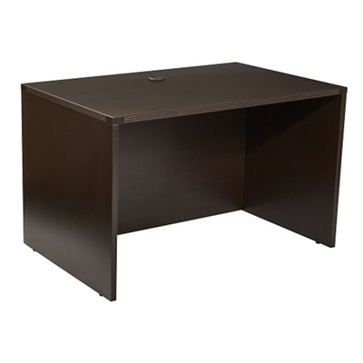 "Compact Desk Shell 48""W"