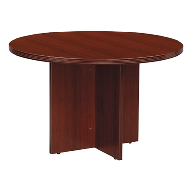 "Round Conference Table - 42""DIA"