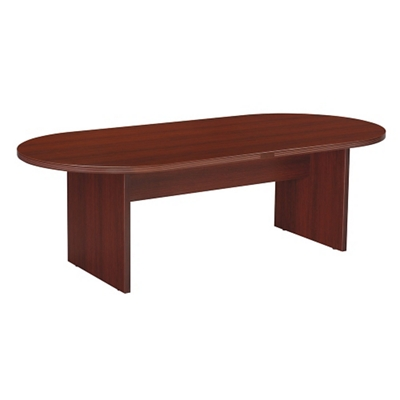 Racetrack Conference Table - 10 Ft