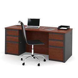 """Double Pedestal Executive Desk - 72"""" x 30"""""""
