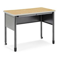 """Compact Standing Height Desk - 47""""W"""