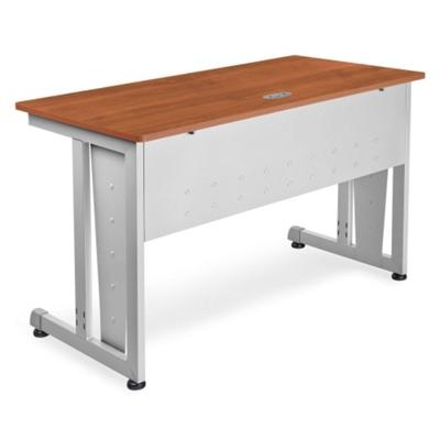 "Modular Computer Desk with Modesty Panel - 48""W x 24""D"