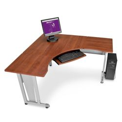 "L-Shaped Workstation - 60""W x 60""D"