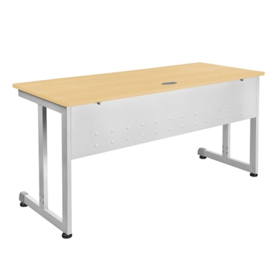 "Desk with Modesty Panel - 60""W x 24""D"