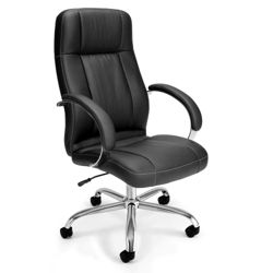 High Back Leatherette Executive Chair