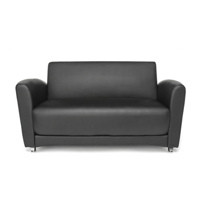 Reception Sofa Without Tablet Arm By Ofm Nbf Com