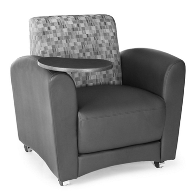 Reception Chair with Tablet