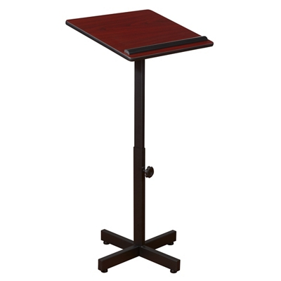 Adjustable Height Lectern Stand
