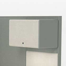 """Corben Overhead Flipper Door Storage Cabinet - 36""""W"""