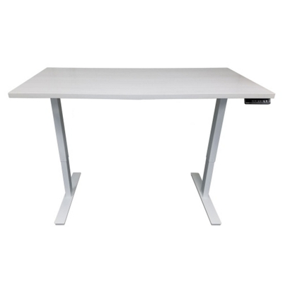 "Adjustable Height Table Desk 48""W x 24""D"