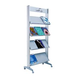 "Large Single Sided Literature Display - 29""W"