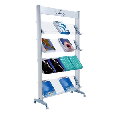 X-Large Single Sided Literature Display
