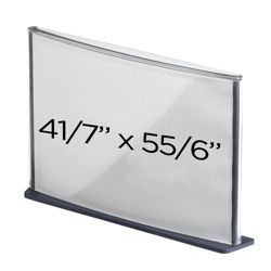 "Box of 6 4"" x 6"" Sign Holders"