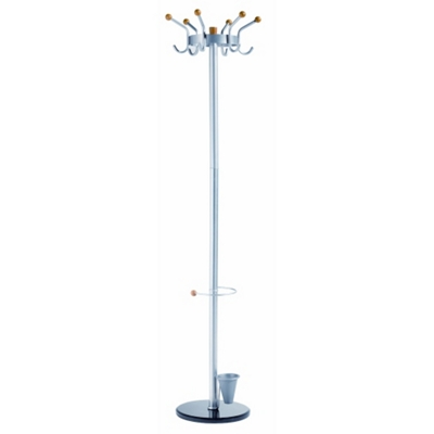 """Crown Coat Stand - 72.85""""H"""