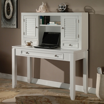 "Writing Desk with Hutch - 47""W"