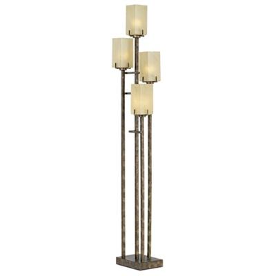 Four Light Floor Lamp